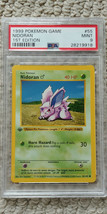 Pokemon Nidoran 55/102 1st Edition Base Set PSA 9 1999 Pokemon Game Shadowless - $34.99