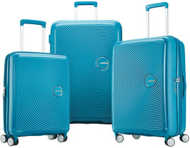 American Tourister Curio 3-piece Hardside Spinner Luggage Set - $211.13+