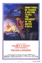 George C. Scott in The Day of The Dolphin 16x20 Canvas - $69.99
