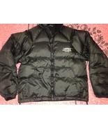 POLO RALPH LAUREN ~ Men's Jeans Co. Down Puffy Winter Coat Green Black ~ S - $67.31