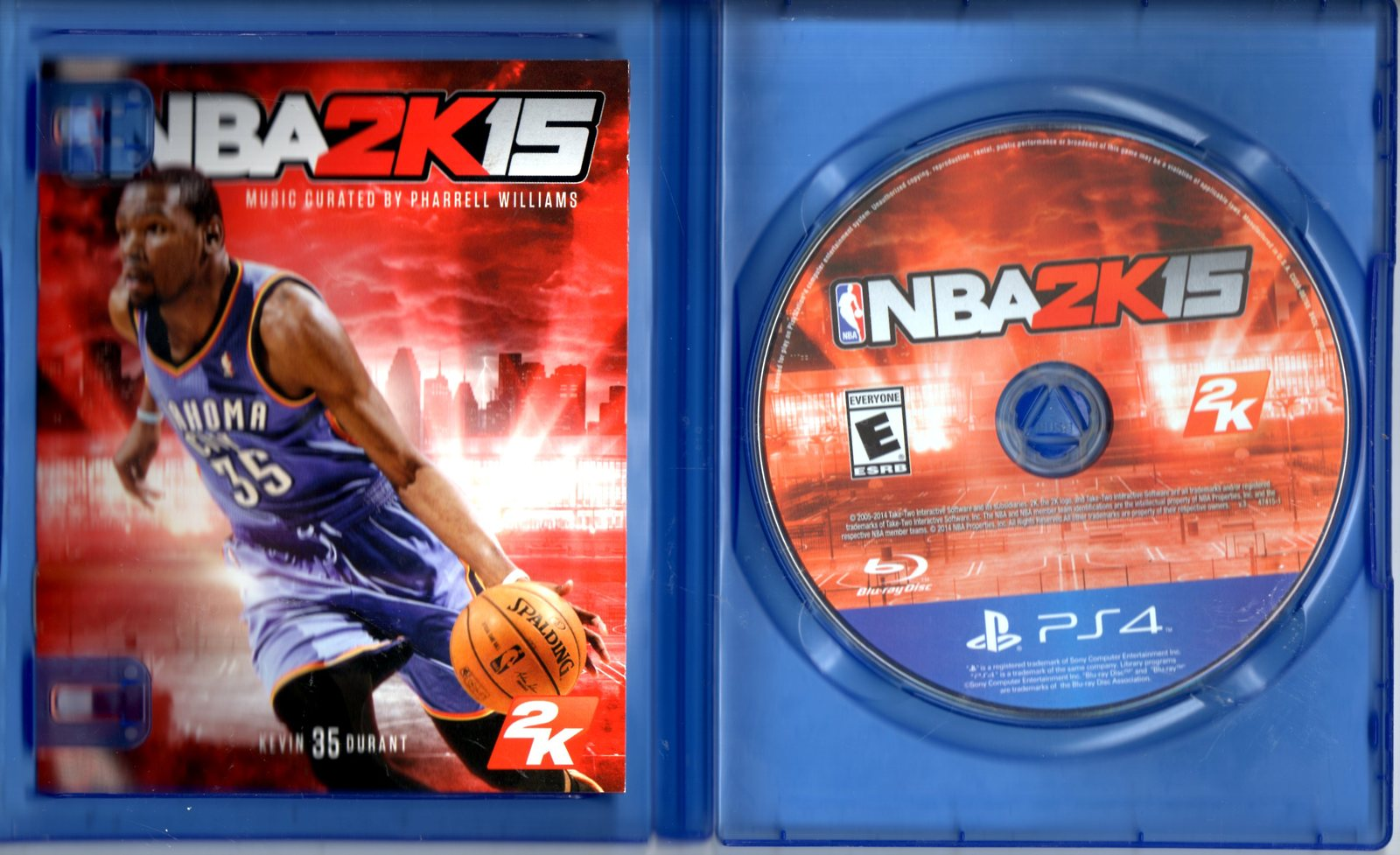 Playstation 4 - NBA 2K15