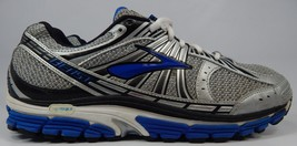 Brooks Beast 12 Size US 13 M (D) EU 47.5 Men's Running Shoes Silver 1101221D400