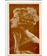 GRACE DARMOND-SILENT FILM STAR-1920-ARCADE CARD G - $17.38