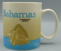 Starbucks Bahamas Icon Global Collector Series Coffee Tea Mug NEW IN BOX - $69.90