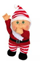 Cabbage Patch Kids Cuties HOLIDAY HELPERS Christmas CHRIS SANTA Sparkle ... - $24.99