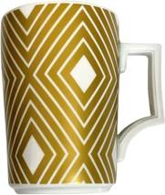 Starbucks Gold Boxed Mug 14 fl oz (11030467); perfect used condition - $19.99