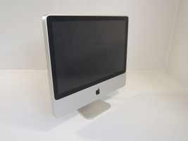 Apple iMac All In One 20 Inch Computer 500GB HD 2GHz Intel Core 2 Duo A1224 - $163.01