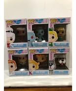 Funko Pop TV Jetsons Family Set of 6 [New] George Jetson Elroy Jane Judy  - $79.99