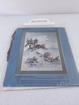 Crewel By Cathy Watercolor Accents Lighthouse Crewel Kit Sealed - $14.95