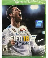 FIFA 18 - 2018 XBox One Standard Edition - $39.55