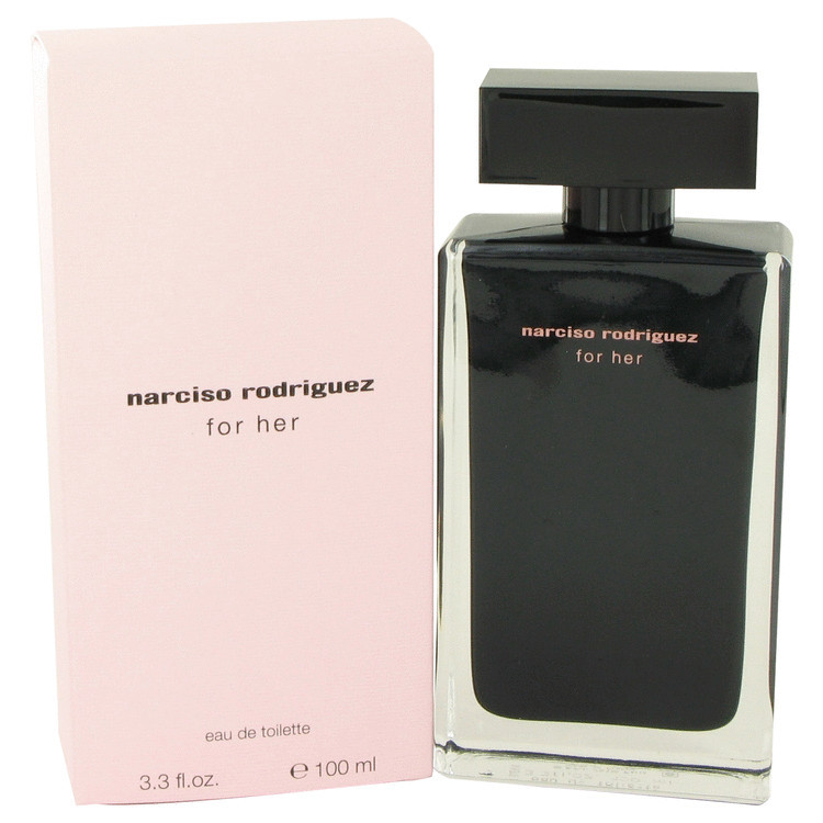 Narciso rodriguez 3.4 oz eau de toilette spray