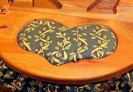 Picnic BasketAA18-1230 Vintage Handmade Lined Woven image 8