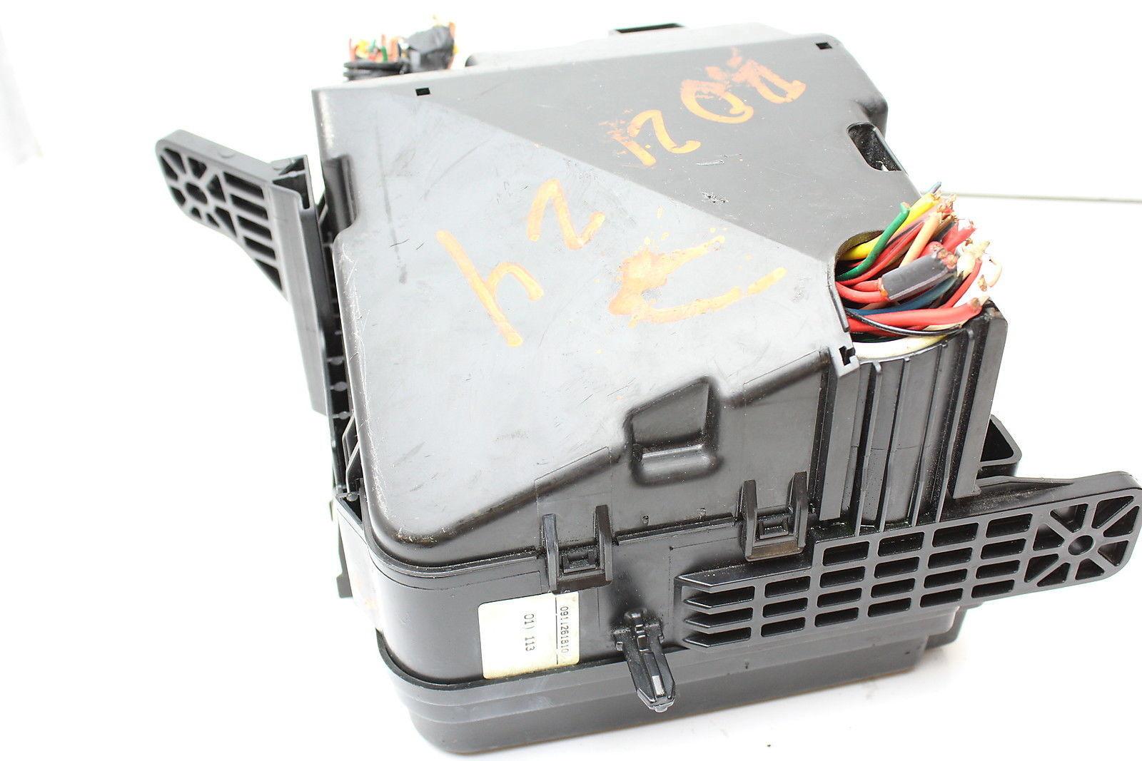 10 11 12 13 Kia Forte 91941 1m020 Fusebox And 26 Similar Items Fuse Box 2011 Relay Unit Module K9968
