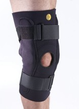 "Corflex Posterior Adjustable Knee Sleeve w/Heavy Hinge 16"" 3/16 3X - $86.99"