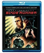 Blade Runner - The Complete Collectors Edition (Blu-ray Disc, 2007, 5-Di... - $39.95