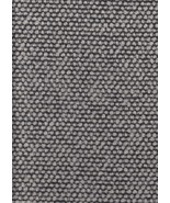 1 yd Bernhardt Upholstery Fabric Muse Nubby Wool 3454-001 Charcoal Grey ... - $28.50