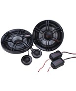Crunch CS65C CS Series 6.5 300-Watt 2-Way Component Speaker System - $50.14