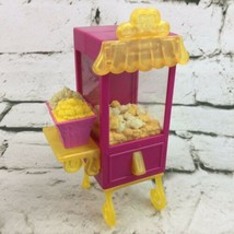 MLP Equestria Girls Movie Theatre Set Replacement Popcorn Machine & Buck... - $17.82