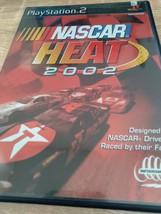 Sony PS2 NASCAR Heat 2002 (no manual) image 1
