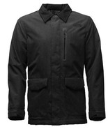 The North Face Mens TNF Black Millsmont Barn Insulated Jacket Coat Small S - $87.99