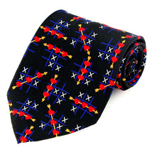 Vicky Davis Game Of Love Mens Necktie Valentines Day Gift Silk Neck Tie - $19.75