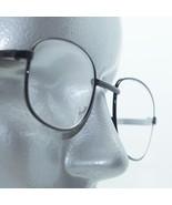 Reading Glasses Simple No Fuss Matte Black Metal Frame +3.00 Lens - $18.00