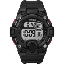 Timex Men's A-Game DGTL 50mm Watch - Black/Red - $35.90