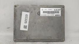 2010-2011 Chevrolet Equinox Engine Computer Ecu Pcm Ecm Pcu Oem 65326 - $196.26