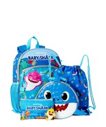 """Jurassic World 5 Piece Backpack Set w/ Lunch box Full Size 16"""" - $23.75"""