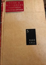 Funk And Wagnalls Standard Reference Encyclopedia Number 5 Bubo To Cell - $9.99