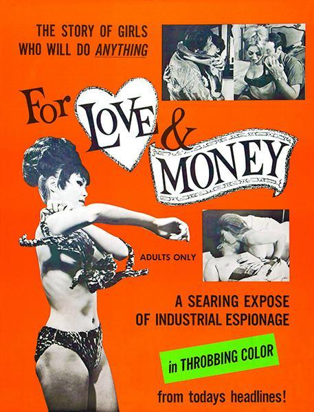 Primary image for For Love & Money - 1967 - Movie Poster