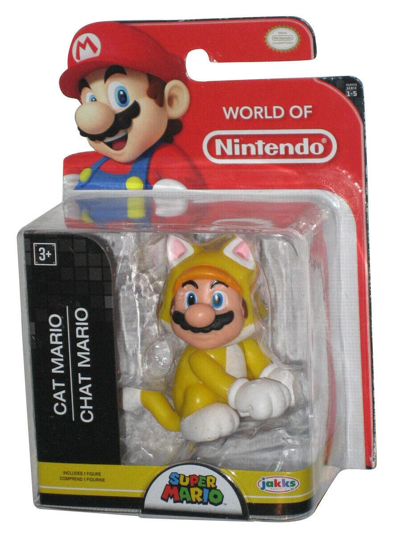 Nintendo Cat Mario