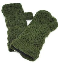 100% Wool Hand Warmers with Fleece Lining - Han... - $18.80