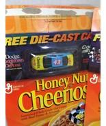 5PC 2001 Cheerios Wheaties Dodge Daytona Die Cast Cars Bill Elliott Mint... - $39.59