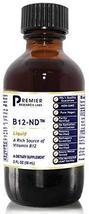 B12-ND TM, 46 Servings - A Rich Source of Vitamin B12 In Liquid Form - $16.80
