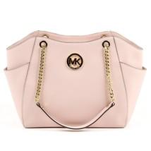 Pink ONE SIZE Michael Kors Womens Handbag JET SET TRAVEL 35T5GTVT3L BLOSSOM - $340.27