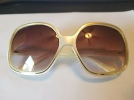 Brand New Authentic Oliver Peoples Sunglasses OV Talya IS Ivory Frame BRAND NEW image 4