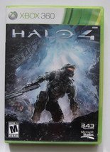 Halo 4~343 Industries~ 2012 Microsoft  Xbox 360 (2)Disc~ NO manual - $11.88