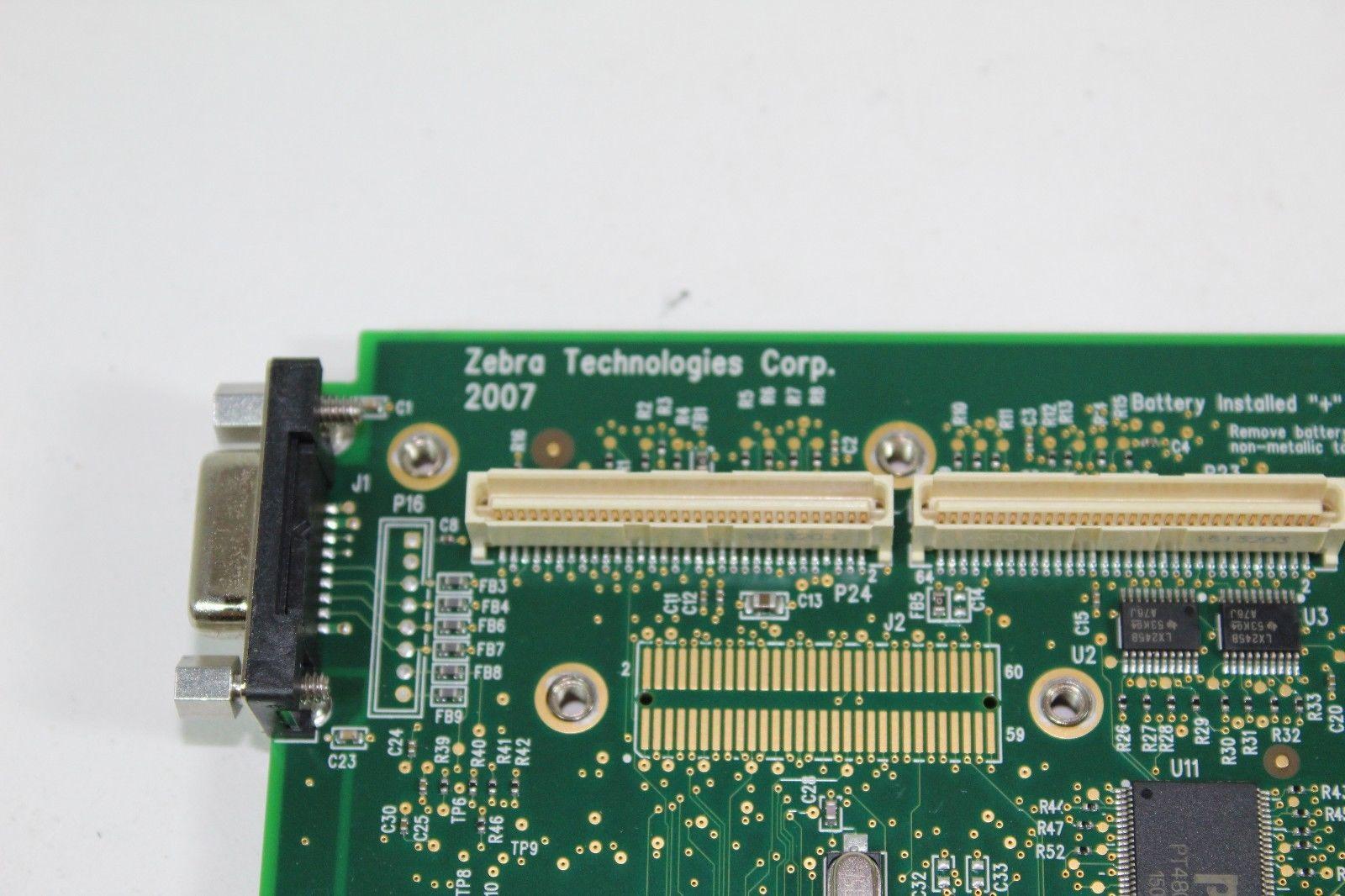 Zebra ZM400 ZM600 Thermal Printer Main Logic and 11 similar