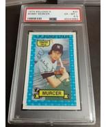 1974 Kellogg's Bobby Murcer #22 PSA 6.5 EX-MT+  Yankees - $13.86