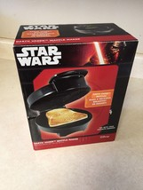 Star Wars Rogue One Darth Vader Waffle Maker Breakfast Disney - ₨2,503.10 INR