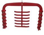 Multi use clothes hanger red thumb155 crop