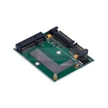 mSATA 2,5 SSD zu 6.3cm SATA 6.0 Gps Adapter Konverter Karte Modul HDD 4T23 - $12.01