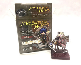 Elise ~ Fire Emblem Heroes - 1in Mini Acyrlic Figure Stand Vol 7 Nintendo - $14.84
