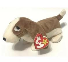 TY Beanie Baby Tracker The Basset Hound Dog 1997 - $4.88