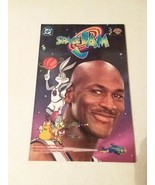 SPACE JAMS: DC COMICS MICHAEL JORDAN COVER - FREE SHIPPING - $18.70