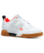 Reebok Mens Workout Plus Altered Training Shoes DV5243 White/Red Multi S... - £45.68 GBP