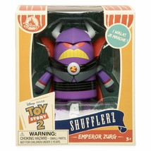 Disney Toy Story Emperor Zurg Shufflerz Walking Figure New with Box - $17.24