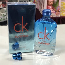 CK One Summer 2017 a new fragrance by Calvin Klein, 3.4 oz Unisex, men o... - $44.98