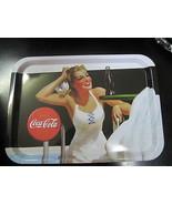"Coca Cola Rectangle Tray ""Beach Babies"" - New - Replica - $8.42"